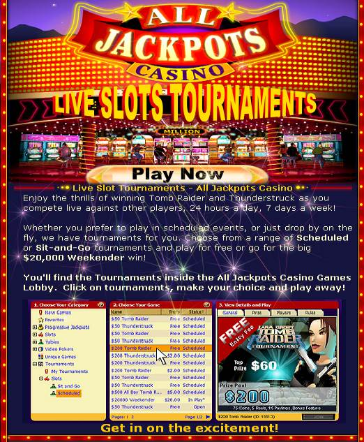 Click to Download & Win Ca$h Playing Slot Torunaments